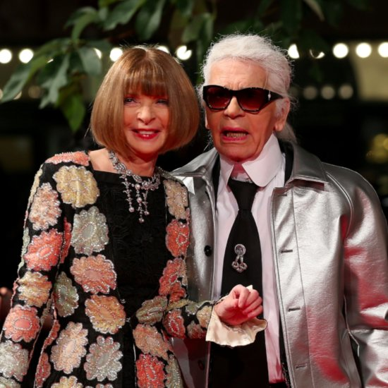 Even Anna Wintour Is Jealous of Karl Lagerfeld's Cat