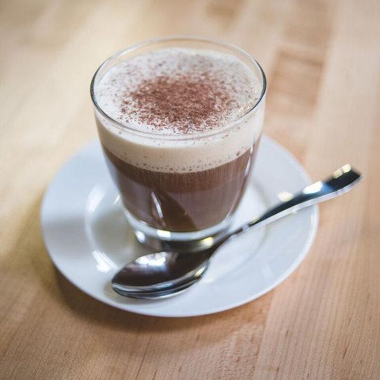 Double Vanilla Coffee Drink