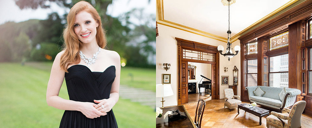 Jessica Chastain's New York Home Could Be the Setting of a Modern Fairy Tale