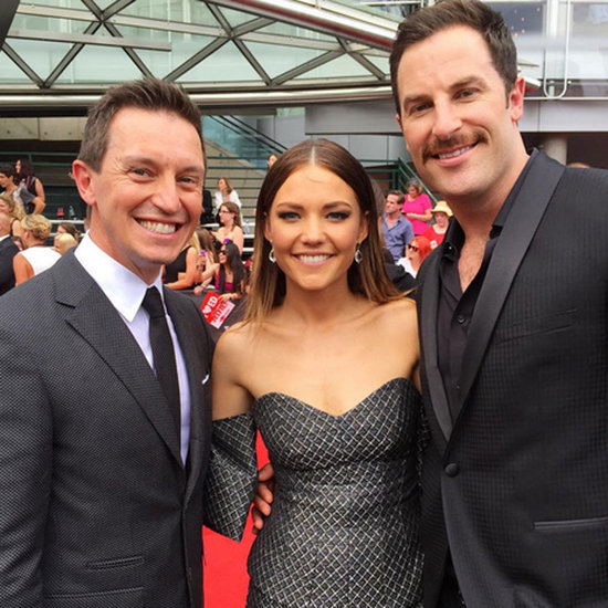 Interview with Rove, Sam Frost and Sasha Mielczarek at ARIAs