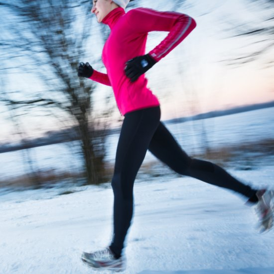 Why You Should Exercise Outside in the Winter