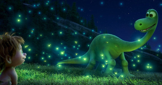 'The Good Dinosaur' Doesn't Feel Like A Pixar Movie