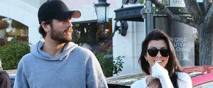 Kourtney Kardashian Reunites With Scott Disick a Day Before Thanksgiving