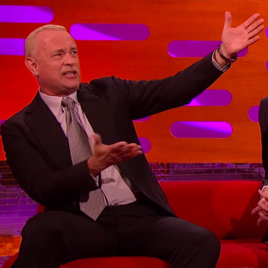Tom Hanks Raps on The Graham Norton Show