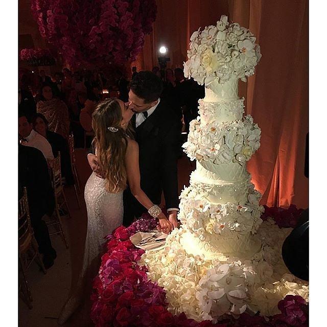 Sofia Vergara Wedding Flowers Bunchesdirect