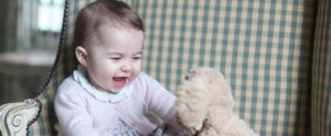 The Duke and Duchess of Cambridge Have Released Beautiful New Photos of Princess Charlotte