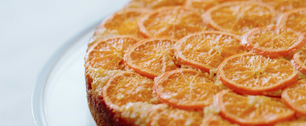 A Clementine Upside-Down Cake You'll Be Head Over Heels For