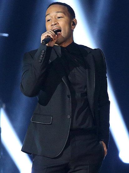 Hear John Legend Duet with a Star - Not a Celebrity, an Actual Star!