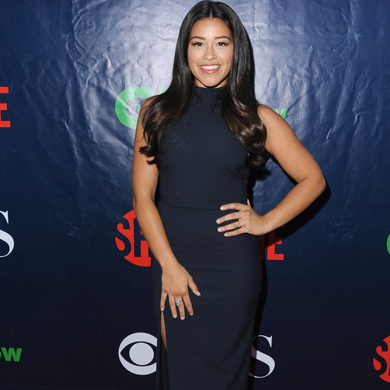 Gina Rodriguez Salsa Dancing on Thanksgiving 2015