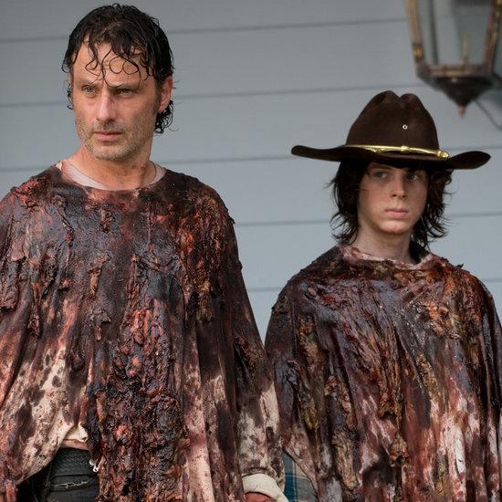 The Walking Dead Season 6 Winter Finale Easter Egg