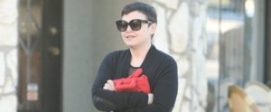 Ginnifer Goodwin Shows Off Her Growing Baby Bump During an Outing in LA