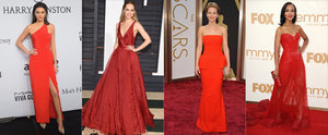 51 Times Starlets Wowed in Scarlet on the Red Carpet