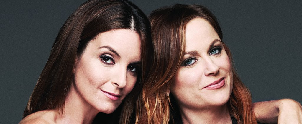 Tina Fey and Amy Poehler Are Closer Than Sisters on the Cover of Glamour