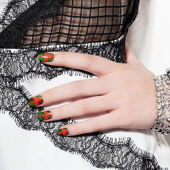 Christmas and Festive Nail Art Ideas 2015