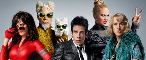 Zoolander 2's Poster All but Ensures That the Sequel Will Be Even More Ridiculous