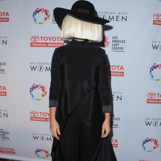 Sia Reveals Why She Always Wears a Wig to Cover Her Face