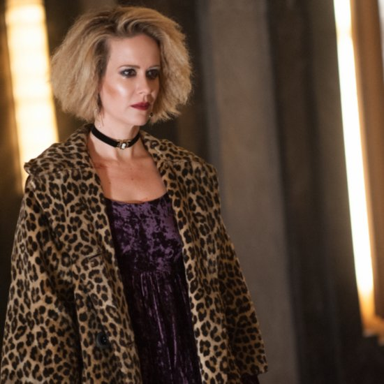 Sarah Paulson Interview on American Horror Story Character