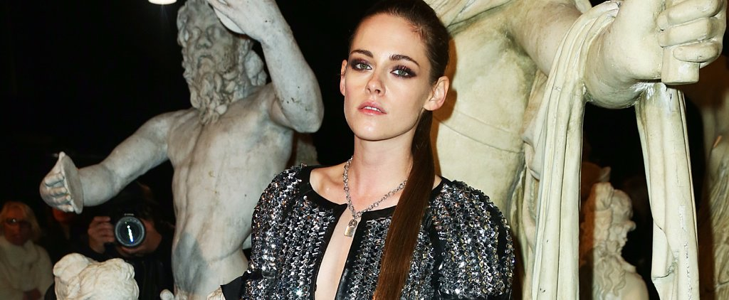 Kristen Stewart Looks Fiercer Than Ever at Chanel's Runway Show in Rome