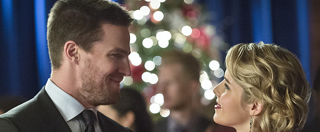 See All the Festive Pictures From Arrow and The Flash's Holiday Episodes