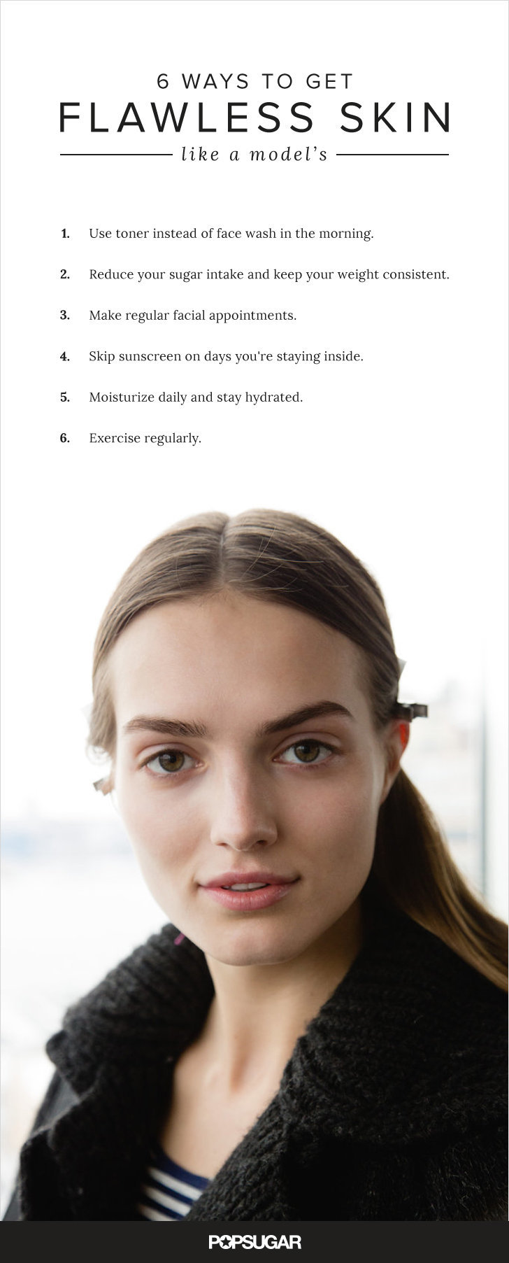 Model Skincare Tips