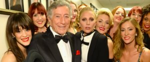Stars Suit Up and Hit the Stage to Pay Tribute to Frank Sinatra