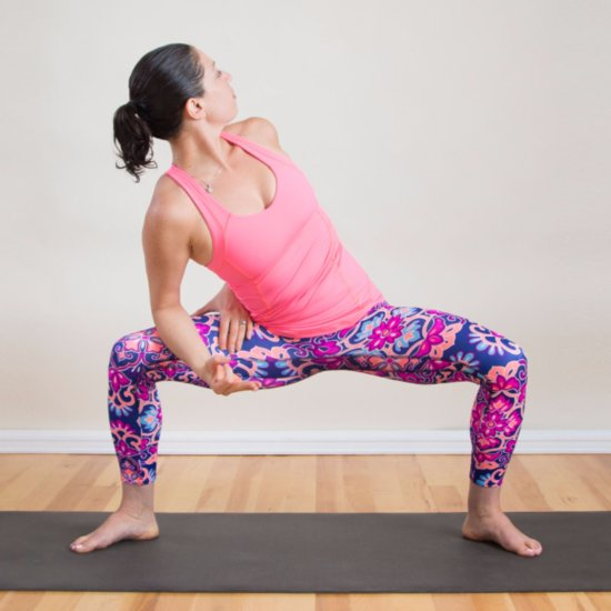 Yoga For Thighs