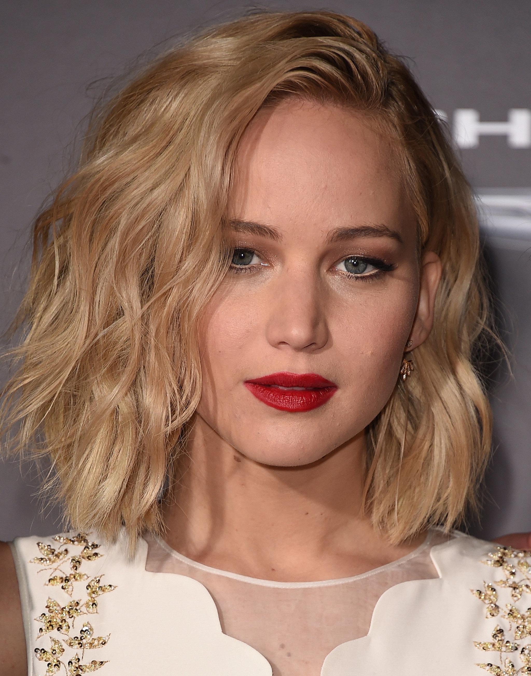Makeup Beauty Hair Amp Skin Was 2015 Jennifer Lawrence S