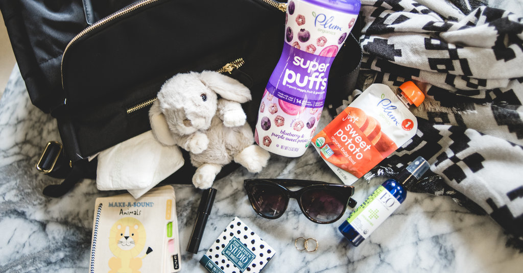 What Your Diaper Bag (and What's in It) Says About You