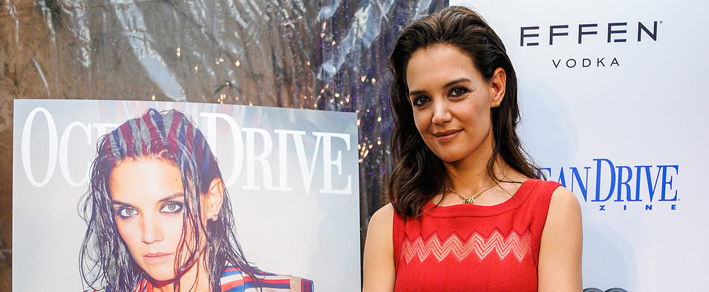 Katie Holmes Makes 2 Equally Stunning Appearances in Miami