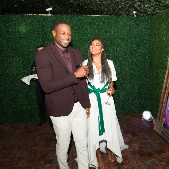 Dwyane Wade and Gabrielle Union at Art Basel 2015 | Pictures