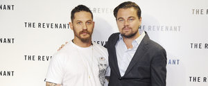 Tom Hardy and Leonardo DiCaprio Set the Red Carpet on Fire in London
