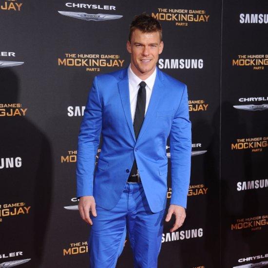 Alan Ritchson and His Wife Welcome Their Third Child