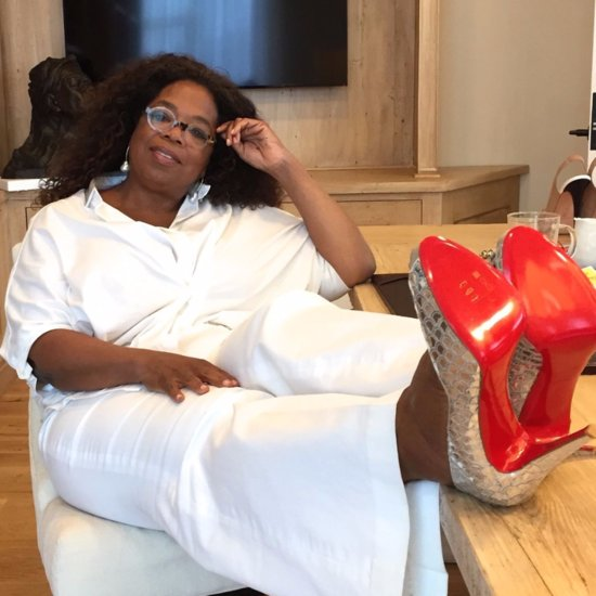 Oprah Louboutin Auction