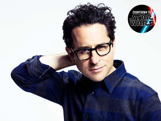 What Director J.J. Abrams Did to Make Sure Star Wars: The Force Awakens Wouldn't 'Suck'