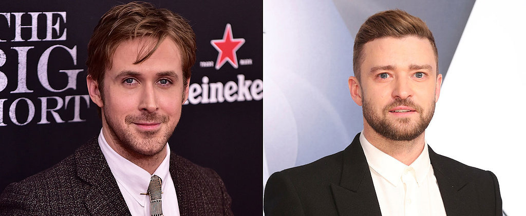 Ryan Gosling and Justin Timberlake Hang Out in NYC, Make All Our Dreams Come True
