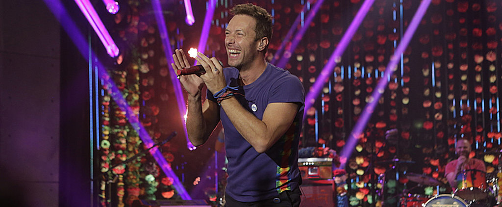 Coldplay's Latest Performance Will Make You Fall Back in Love With Chris Martin