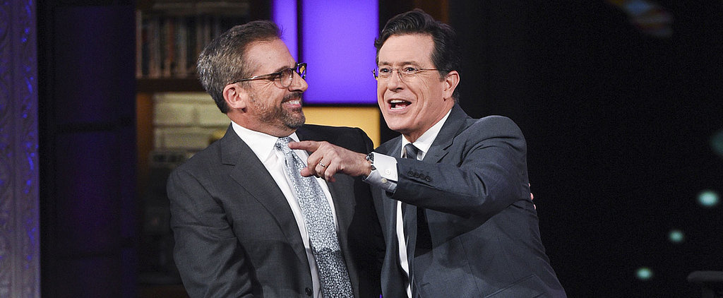 Steve Carell and Stephen Colbert's Romantic Duet Will Ignite a Fire in Your Soul
