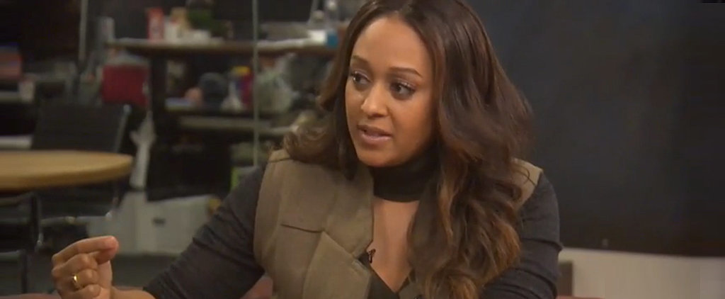 """Tia Mowry Proudly Tells the World, """"I'm Not Pregnant, I Am Just Happy"""""""