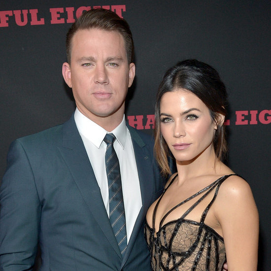 Channing Tatum at The Hateful Eight LA Premiere   Pictures