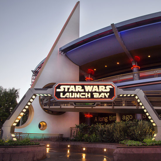 Star Wars Experience at Disneyland and Disney World