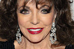 Joan Collins's Acting Advice to Goddaughter Cara Delevingne: 'Don't'