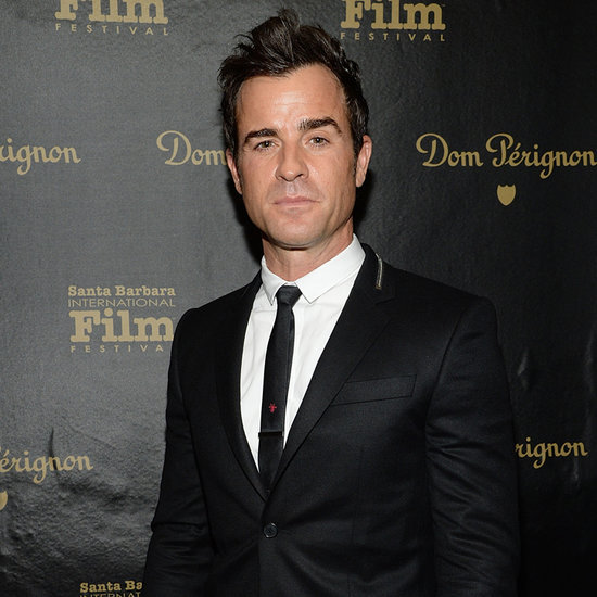 Justin Theroux's Instagram Picture of Jennifer Aniston 2015