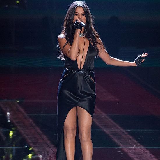 Selena Gomez Sang Live at the Victoria's Secret Fashion Show