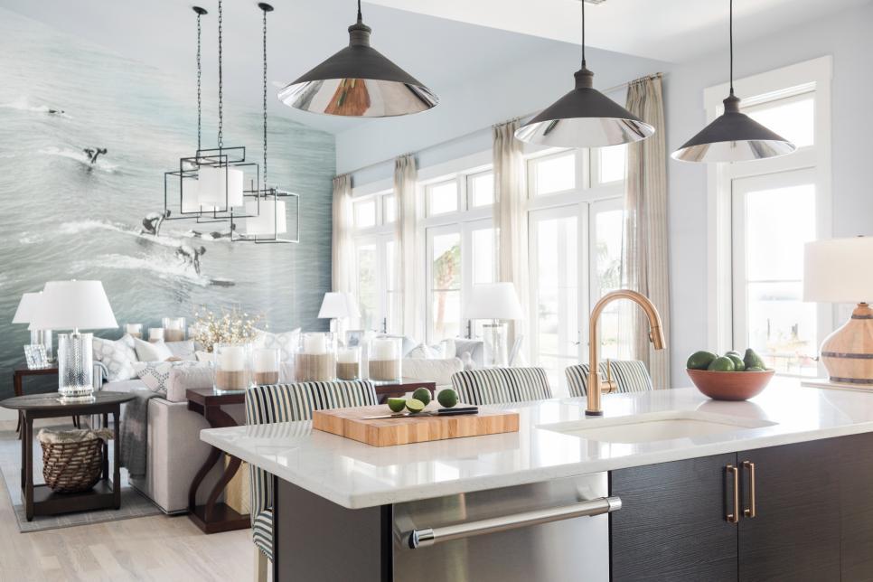 Design updates for dec 9 2015 popsugar home for Dream home kitchen ideas