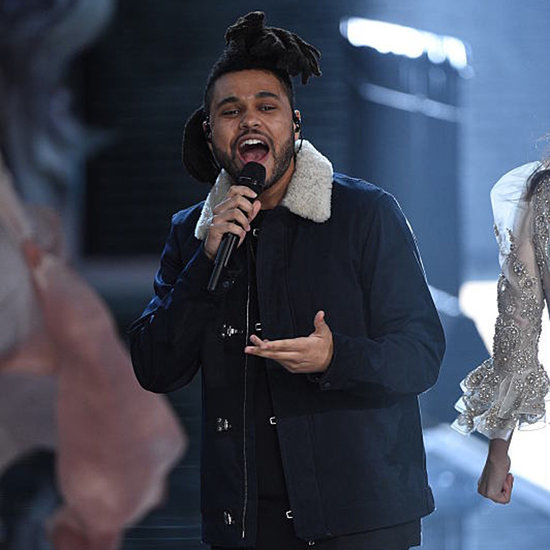 The Weeknd Sings at Victoria's Secret Fashion Show | Video