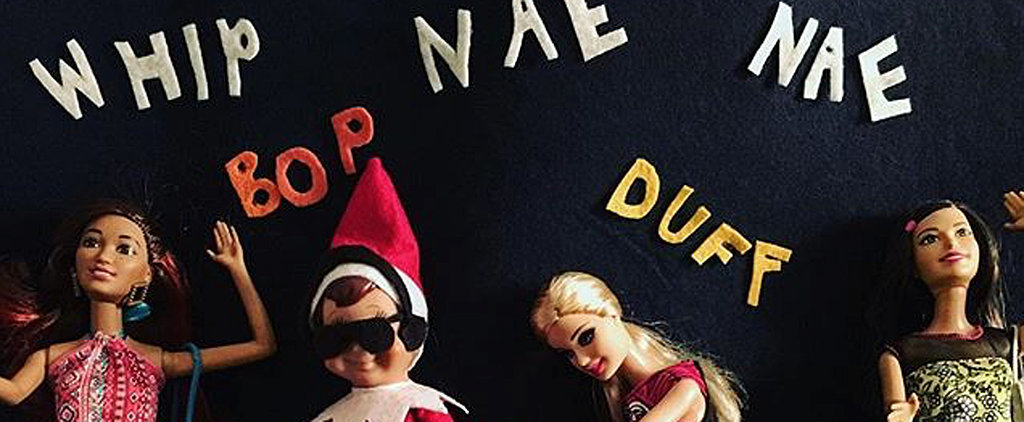 The Hysterical Pop Culture Elf on the Shelf Ideas Every Parent Needs to See