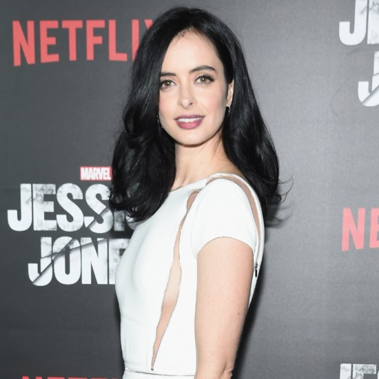 Krysten Ritter Sets the Bar High as Marvel's Jessica Jones