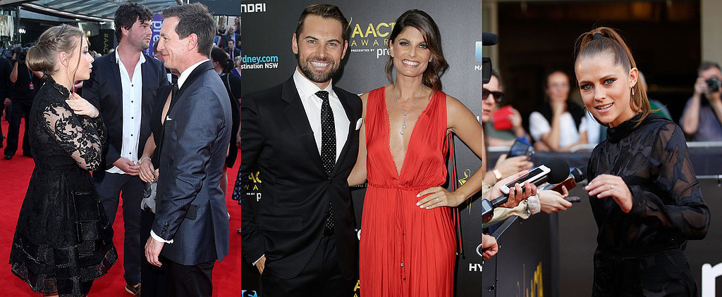 So Many Aussie Stars, So Little Time! See All the Images From the 2015 AACTA Awards