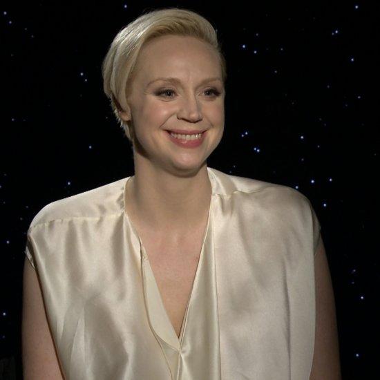 Gwendoline Christie Star Wars Interview (Video)