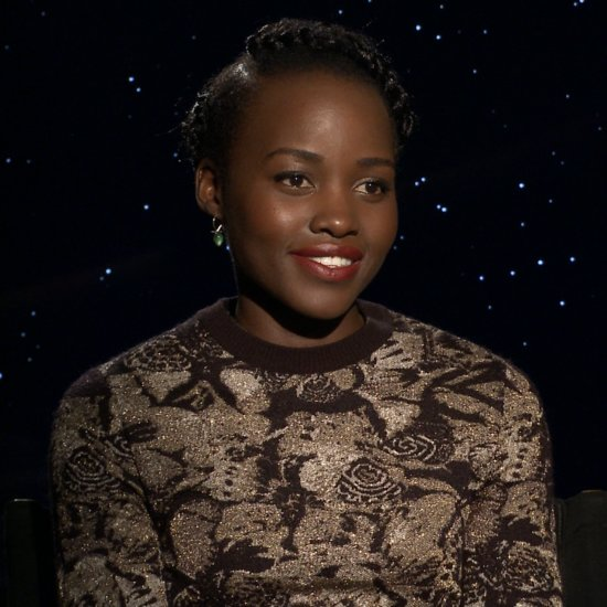 Lupita Nyong'o Star Wars Interview (Video)